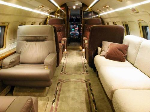 Bombardier Challenger 601-3A
