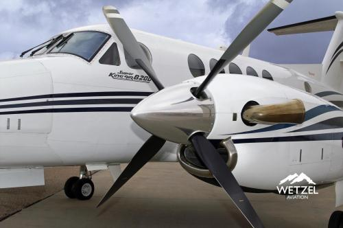 Beechcraft King Air B200