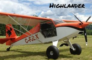 Just Aircraft - Kit - Highlander