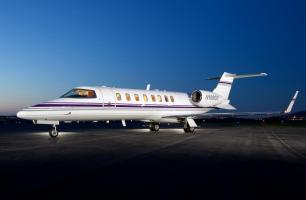 Learjet 45 with BR Mod