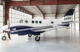 Beechcraft King Air E90 Blackhawk
