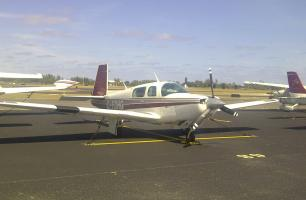 Mooney M20K 305 Rocket