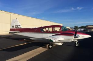 Piper PA-23-160 -180 Geronimo